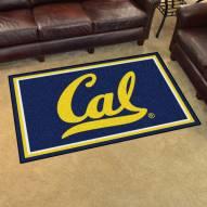 California Golden Bears 4' x 6' Area Rug