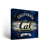 California Golden Bears Banner Canvas Wall Art