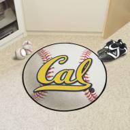 California Golden Bears Baseball Rug