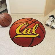 California Golden Bears Basketball Mat