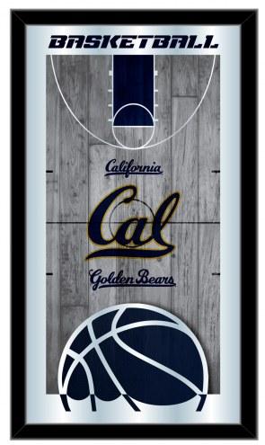 California Golden Bears Basketball Mirror