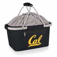 California Golden Bears Black Metro Picnic Basket