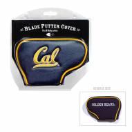California Golden Bears Blade Putter Headcover