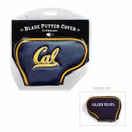 California Golden Bears Blade Putter Headcover