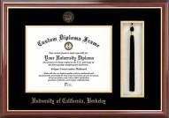California Golden Bears Diploma Frame & Tassel Box