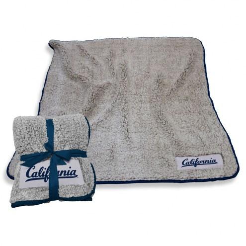 California Golden Bears Frosty Fleece Blanket