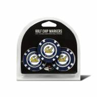 California Golden Bears Golf Chip Ball Markers