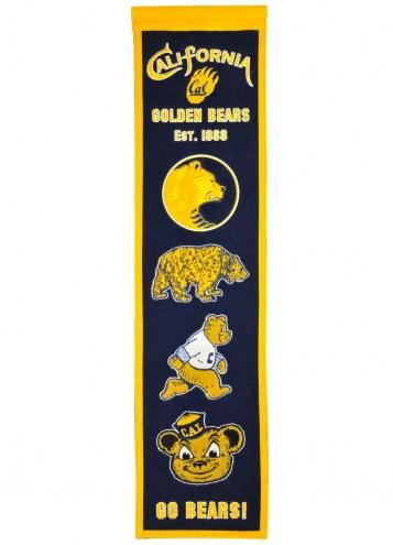 California Golden Bears Heritage Banner