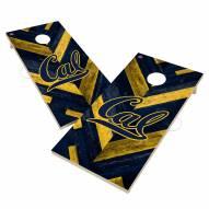 California Golden Bears Herringbone Cornhole Game Set