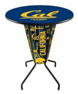 California Golden Bears Indoor/Outdoor Lighted Pub Table