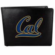 California Golden Bears Large Logo Bi-fold Wallet