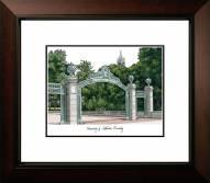 California Golden Bears Legacy Alumnus Framed Lithograph