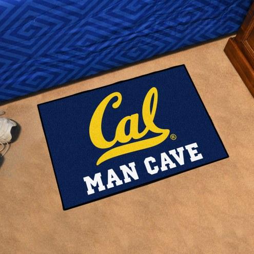 California Golden Bears Man Cave Starter Mat