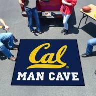 California Golden Bears Man Cave Tailgate Mat