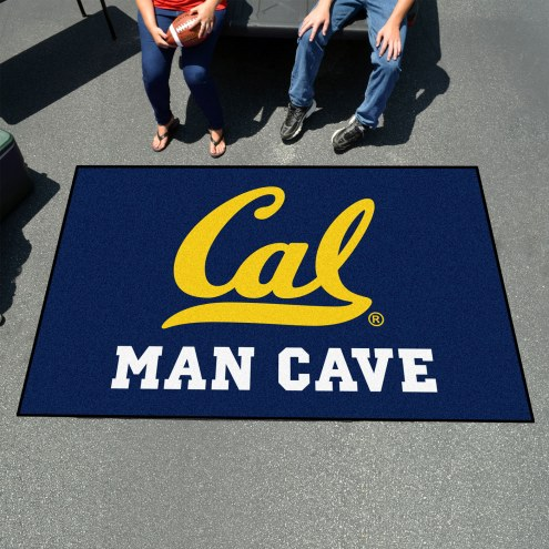 California Golden Bears Man Cave Ulti-Mat Rug
