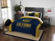 California Golden Bears Modern Take Full/Queen Comforter Set