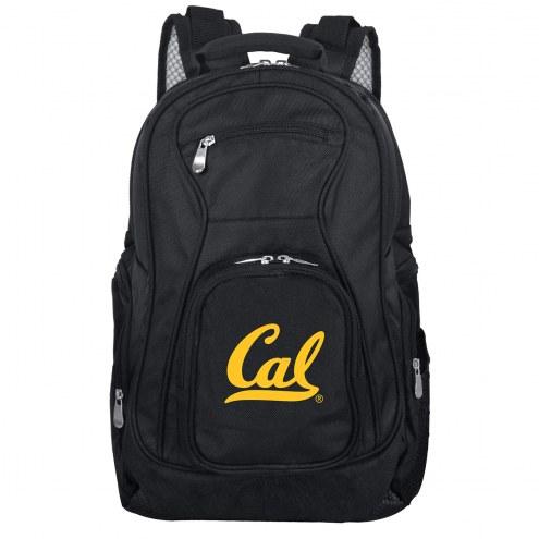 California Golden Bears Laptop Travel Backpack