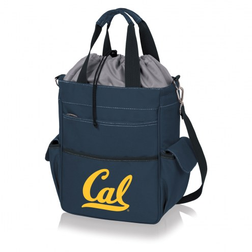 California Golden Bears Navy Activo Cooler Tote