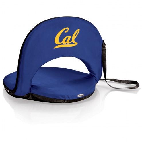 California Golden Bears Navy Oniva Beach Chair