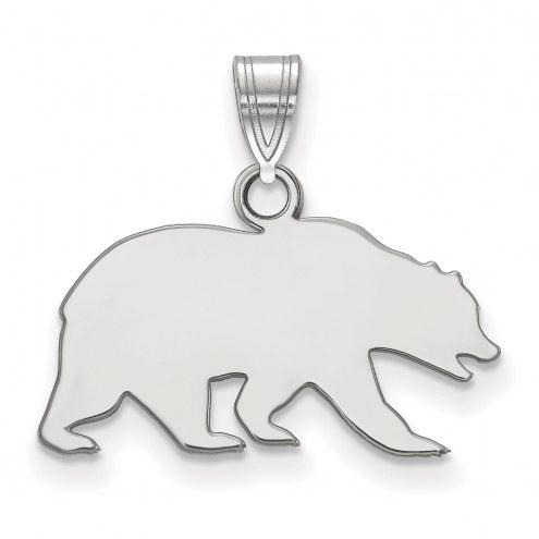 California Golden Bears NCAA Sterling Silver Small Pendant