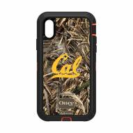 California Golden Bears OtterBox iPhone XR Defender Realtree Camo Case