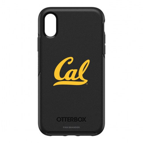 California Golden Bears OtterBox iPhone XR Symmetry Black Case