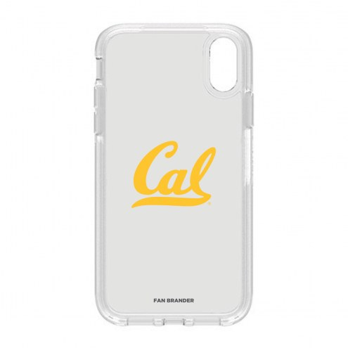 California Golden Bears OtterBox iPhone XR Symmetry Clear Case