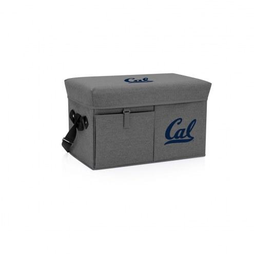 California Golden Bears Ottoman Cooler & Seat