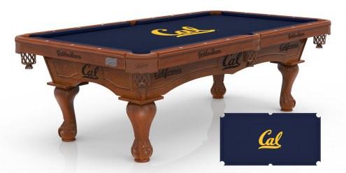 California Golden Bears Pool Table