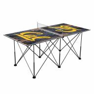 California Golden Bears Pop Up 6' Ping Pong Table