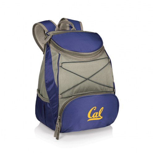 California Golden Bears PTX Backpack Cooler