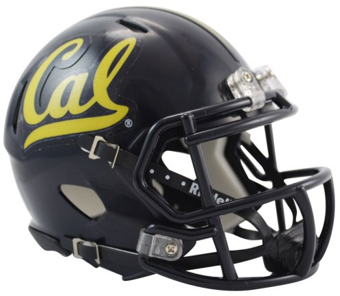 California Golden Bears Riddell Speed Mini Collectible Football Helmet