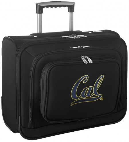 California Golden Bears Rolling Laptop Overnighter Bag