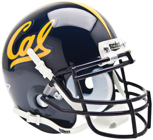 California Golden Bears Schutt Mini Football Helmet