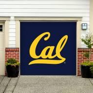 California Golden Bears Single Garage Door Banner
