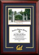 California Golden Bears Spirit Graduate Diploma Frame