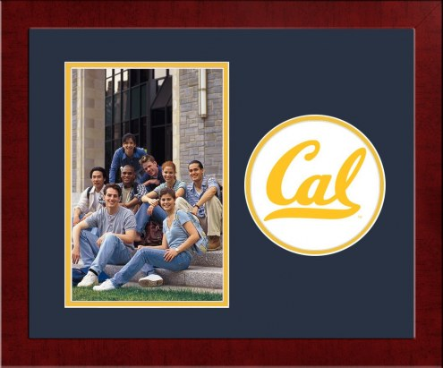 California Golden Bears Spirit Vertical Photo Frame