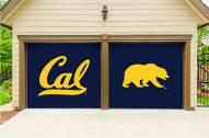California Golden Bears Split Garage Door Banner
