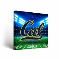 California Golden Bears Stadium Canvas Wall Art