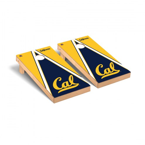 California Golden Bears Triangle Cornhole Game Set