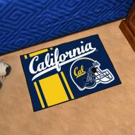 California Golden Bears Uniform Inspired Starter Rug