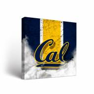 California Golden Bears Vintage Canvas Wall Art