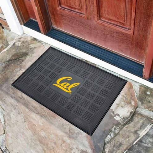 California Golden Bears Vinyl Door Mat