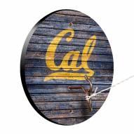 California Golden Bears Weathered Design Hook & Ring Game