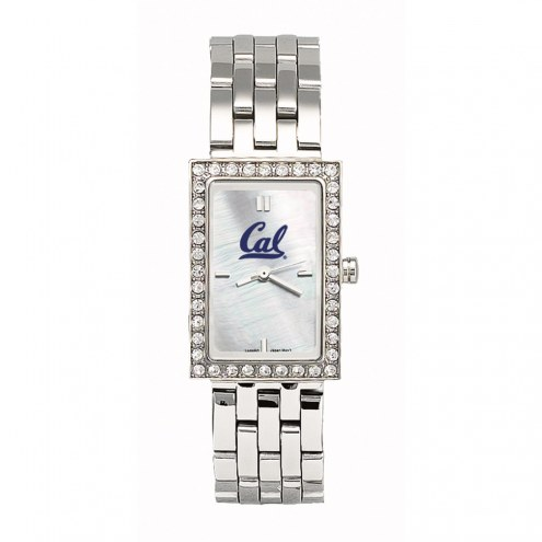 California Golden Bears Women's Stainless Steel Starlette Watch