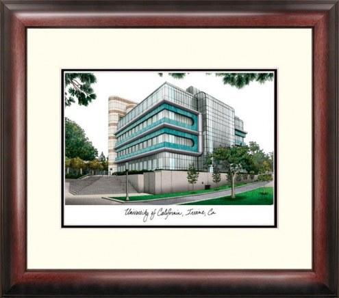 California Irvine Anteaters Alumnus Framed Lithograph