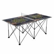 California Irvine Anteaters Pop Up 6' Ping Pong Table