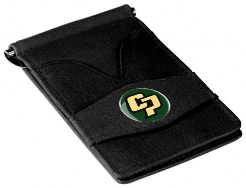 California Polytechnic State Mustangs Black Player's Wallet