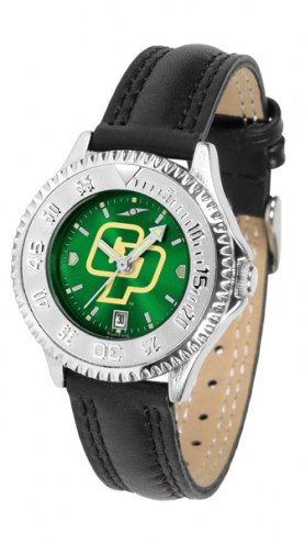California Polytechnic State Mustangs Competitor AnoChrome Women's Watch