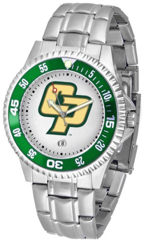 California Polytechnic State Mustangs Competitor Steel Men's Watch